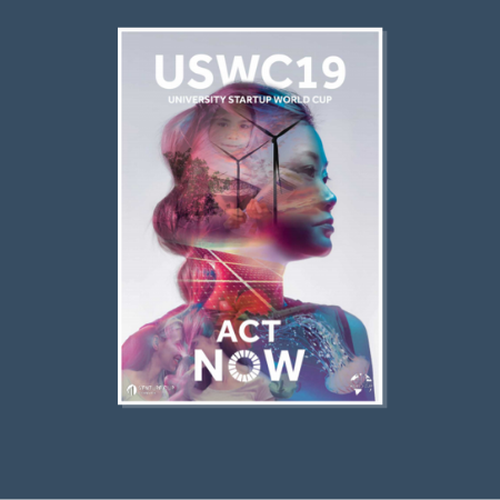 Interview for USWC 2019 magazine